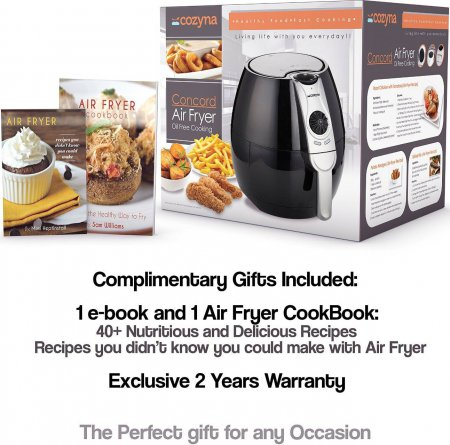 Air Fryer by Cozyna Complimentary Gifts