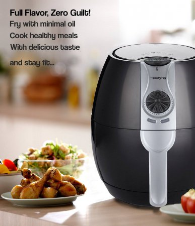 Air Fryer by Cozyna Minimal Oil